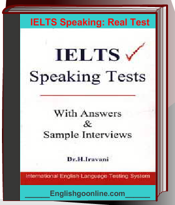 all ielts speaking question with answer